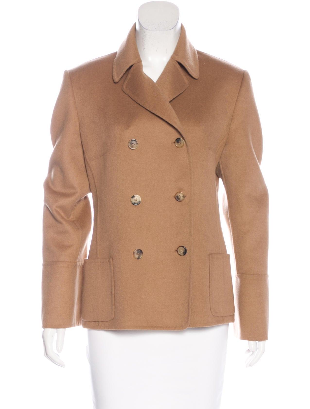 Cool Womens White Pea Coat Jackets - Tradingbasis