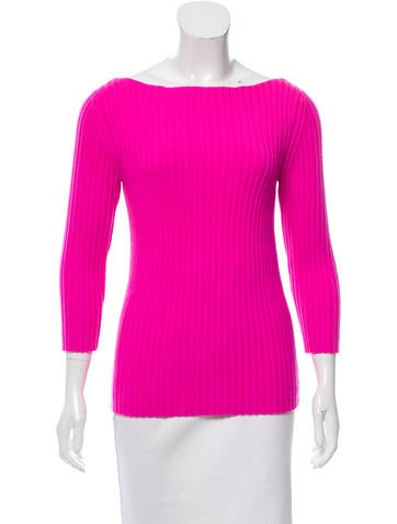 Michael Kors Rib Knit Sweater None