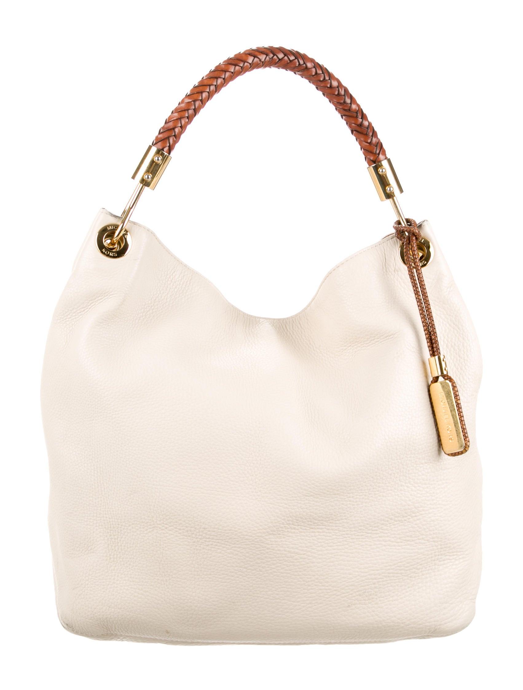 479f59aacda3 Michael Kors Skorpios Hobo Bag - Handbags - MIC50881 | The RealReal