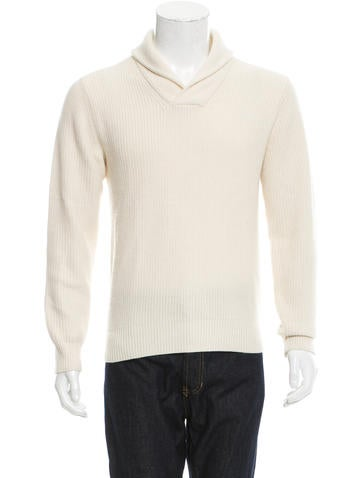 Michael Kors Wool-Blend Rib Knit Sweater None