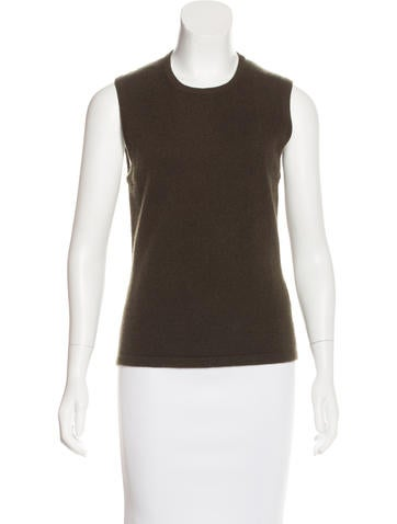Michael Kors Cashmere Sleeveless Top w/ Tags None