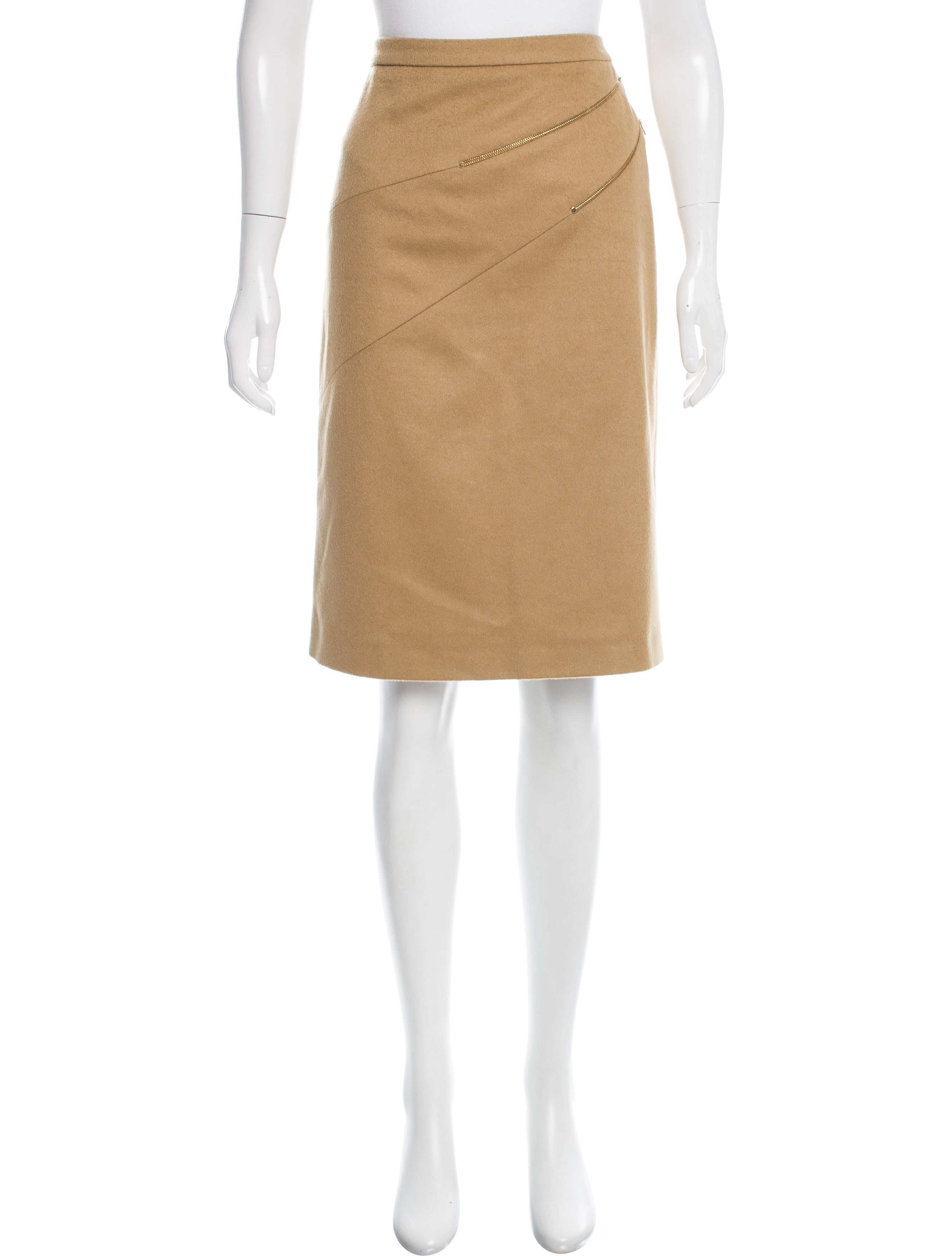 michael kors wool pencil skirt clothing mic51413 the