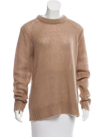 Michael Kors Cashmere Open Knit Sweater w/ Tags None