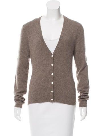 Michael Kors Cashmere Knit Cardigan None