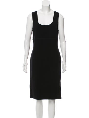 Michael Kors Wool Knee-Length Dress w/ Tags None