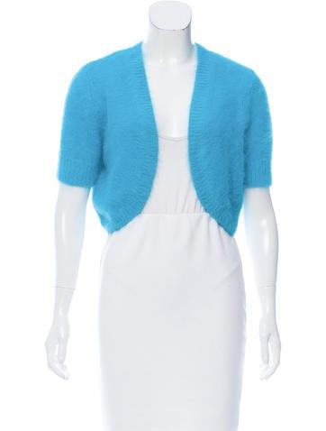 Michael Kors Angora Knit Shrug w/ Tags None
