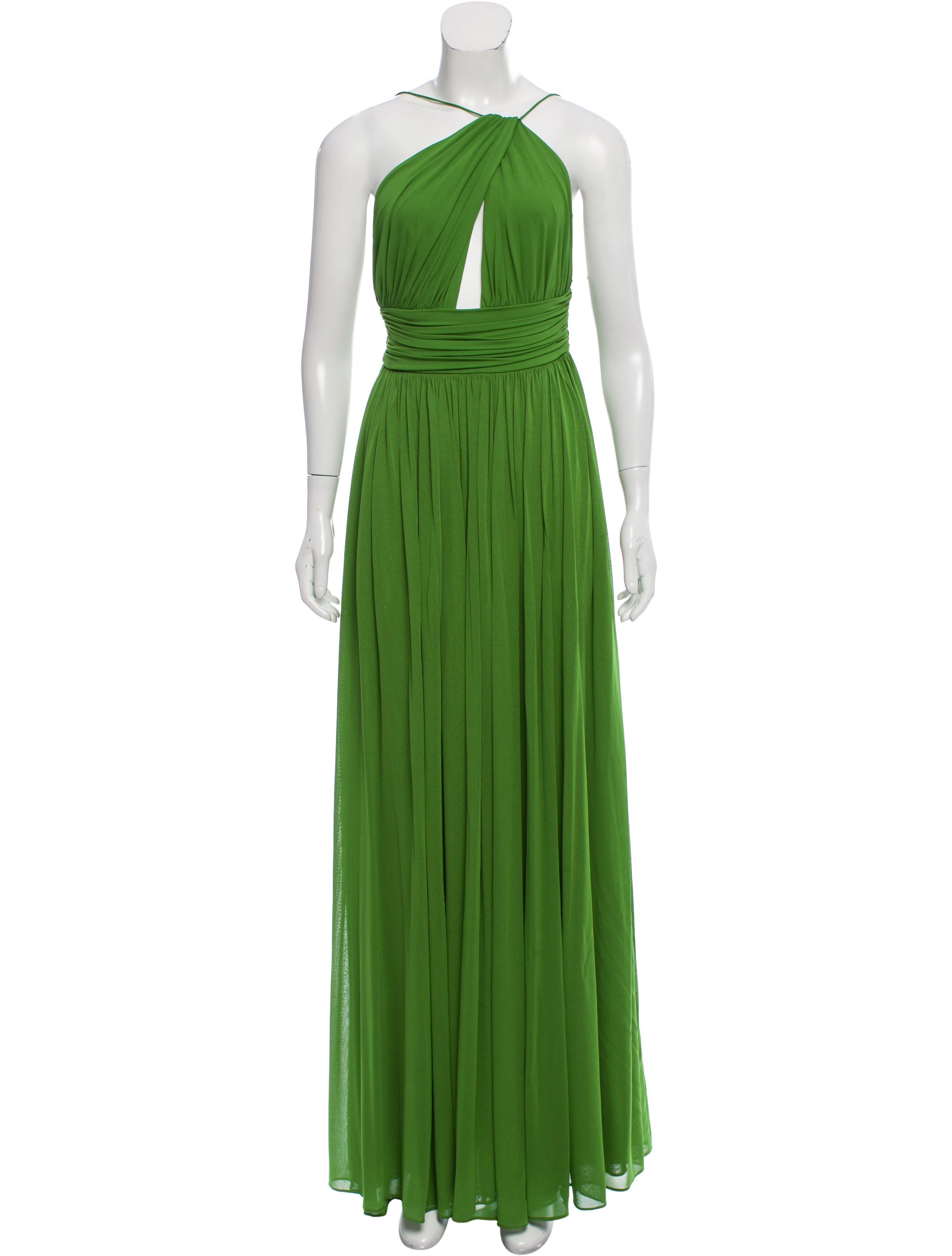 Michael Kors Strapless Evening Dress - Clothing - MIC53685 | The ...