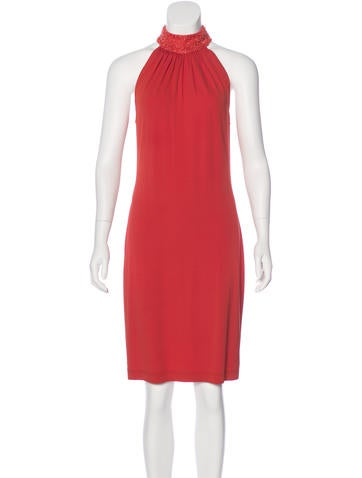 Michael Kors Embellished Dress None