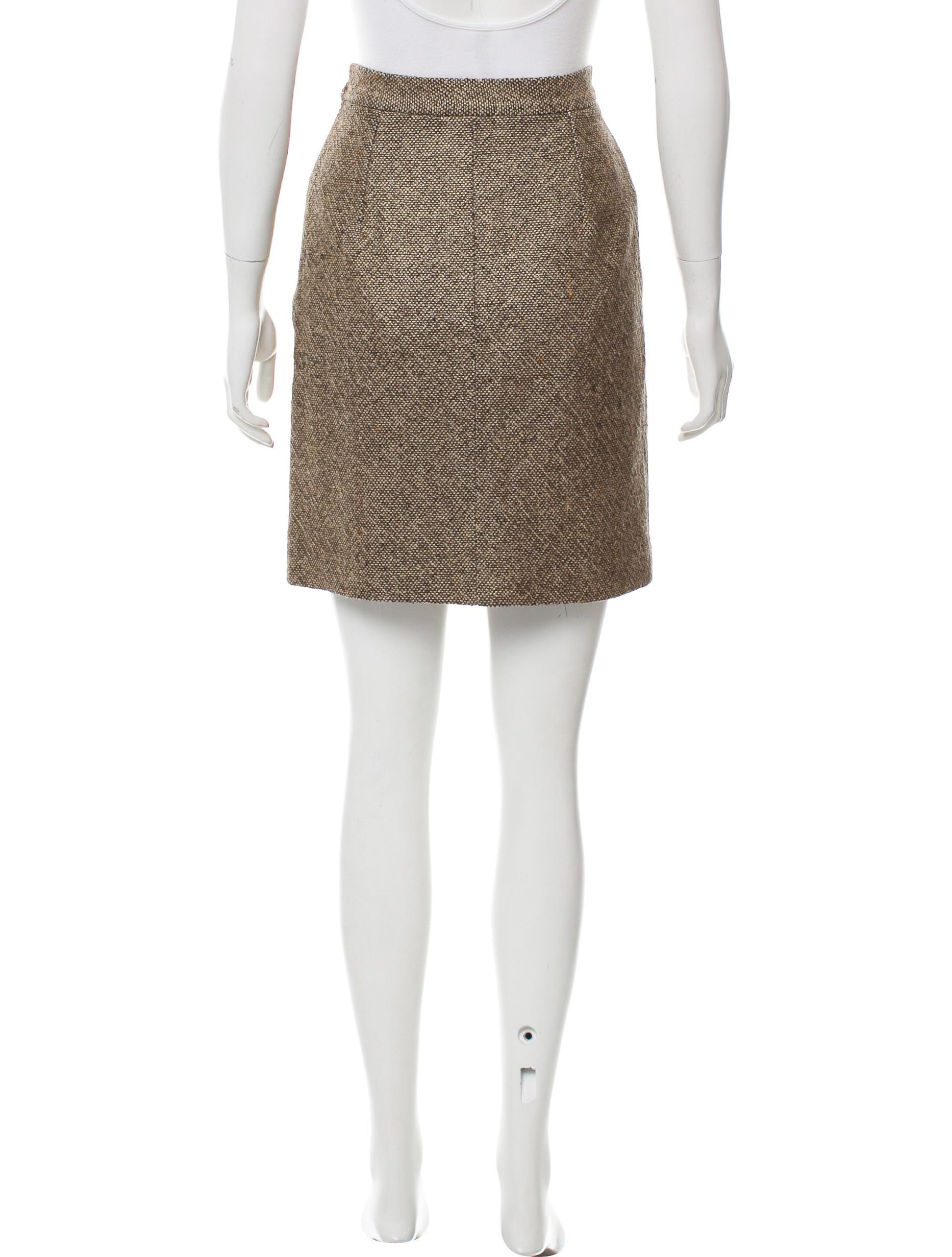 michael kors tweed mini skirt clothing mic54241 the