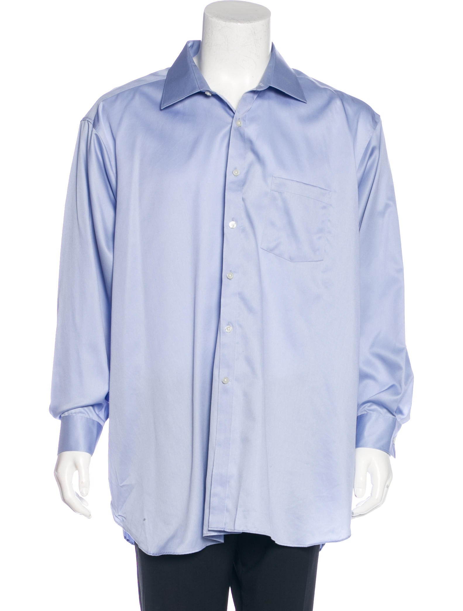 michael kors non iron dress shirt clothing mic54443