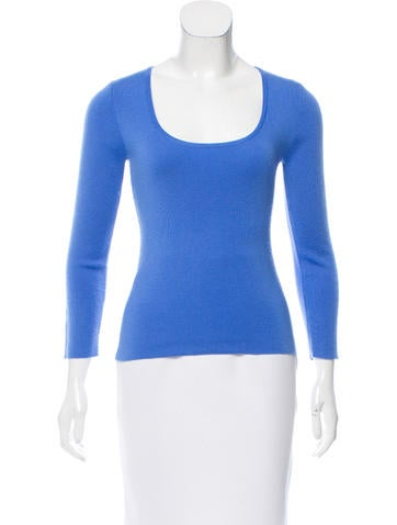 Michael Kors Cashmere Knit Sweater None