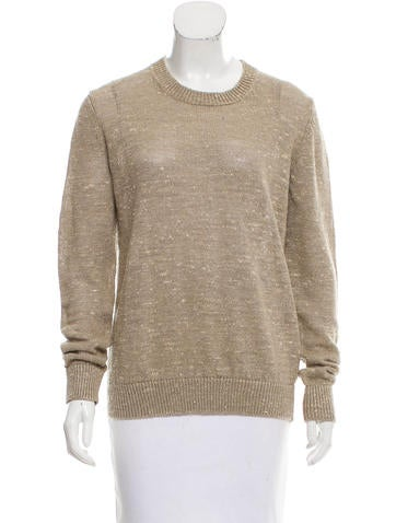Michael Kors Linen Knit Sweater None