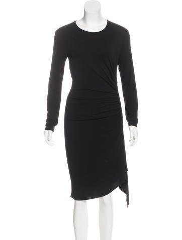 Michael Kors Long Sleeve Knit Dress None