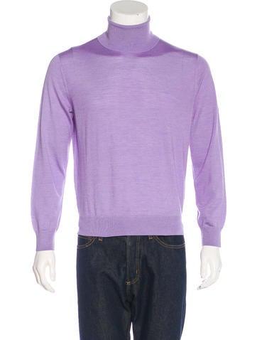Michael Kors Wool & Silk Sweater None