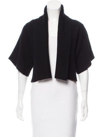 Michael Kors Cashmere & Wool-Blend Knit Cardigan w/ Tags None