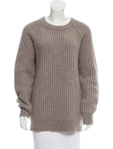 Michael Kors Long Sleeve Cashmere Sweater None
