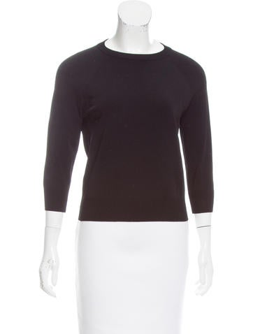 Michael Kors Crew Neck Knit Sweater None