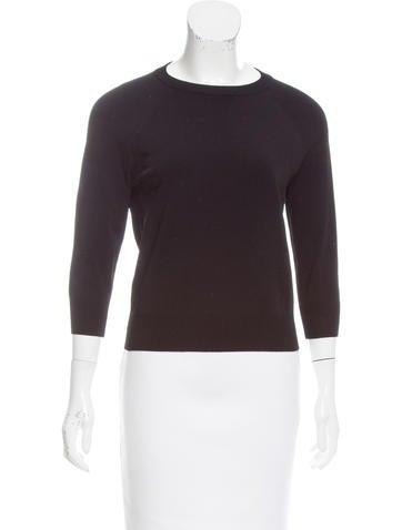 Michael Kors Crew Neck Knit Sweater None