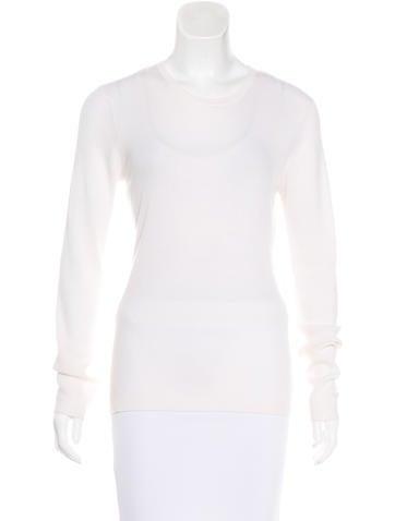 Michael Kors Cashmere Rib Knit Sweater w/ Tags None