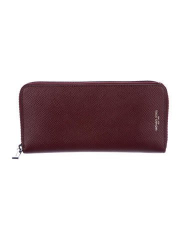 b3ee192cc9a7 Michael Kors Harrison Leather Wallet - Accessories - MIC56558 | The RealReal