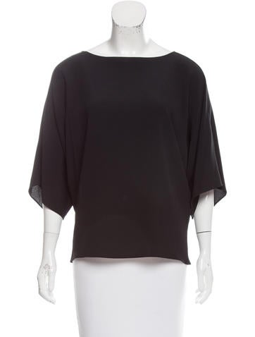 Michael Kors Short Sleeve Top None