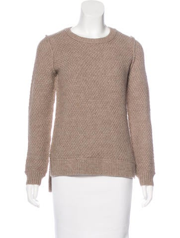 Michael Kors Alpaca-Blend Sweater None