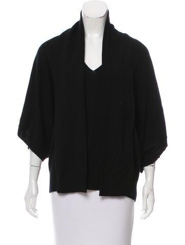 Michael Kors Cashmere Knit Top None