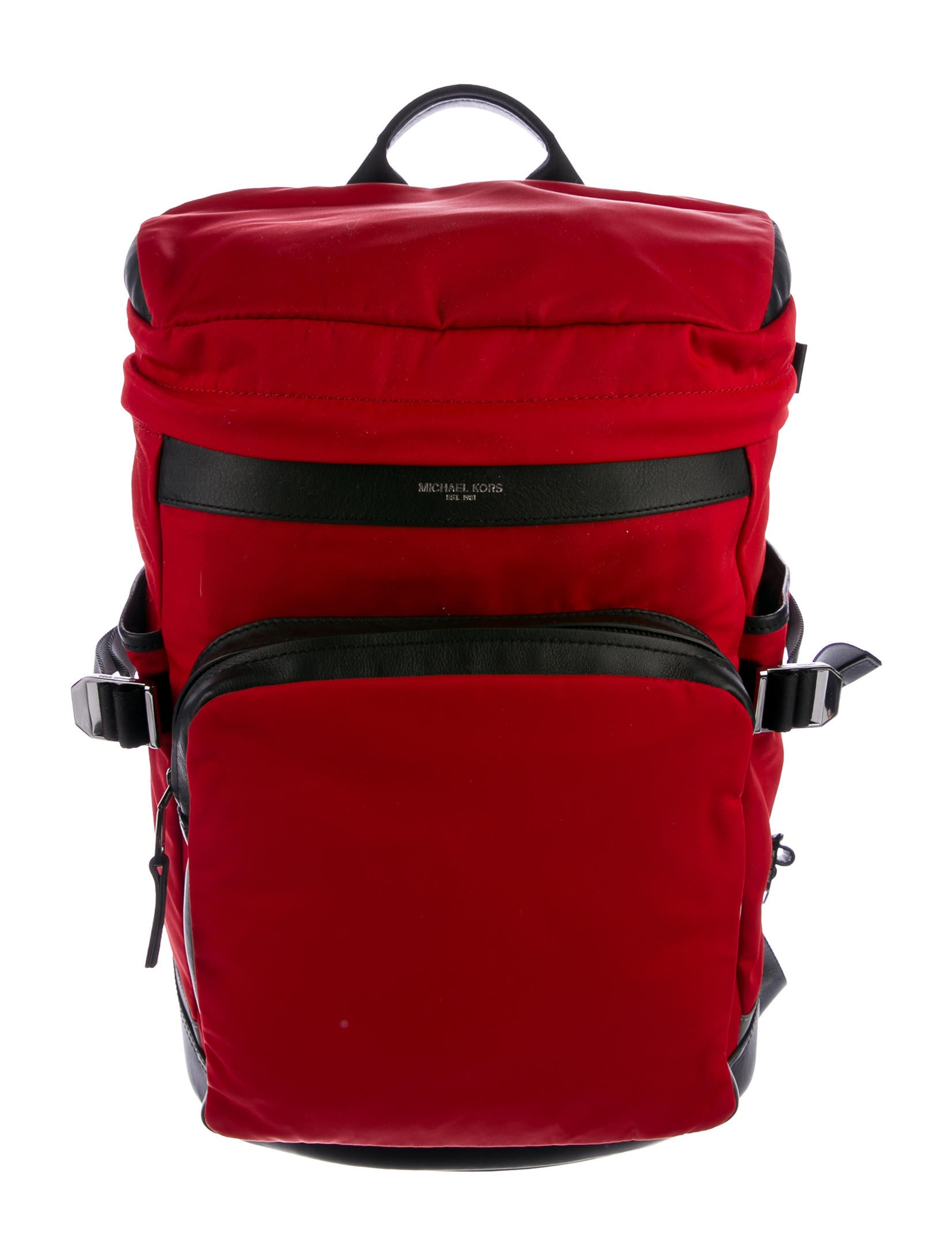 d71867133c96ef Michael Kors Kent Cycling Backpack w/ Tags - Bags - MIC57713 | The ...