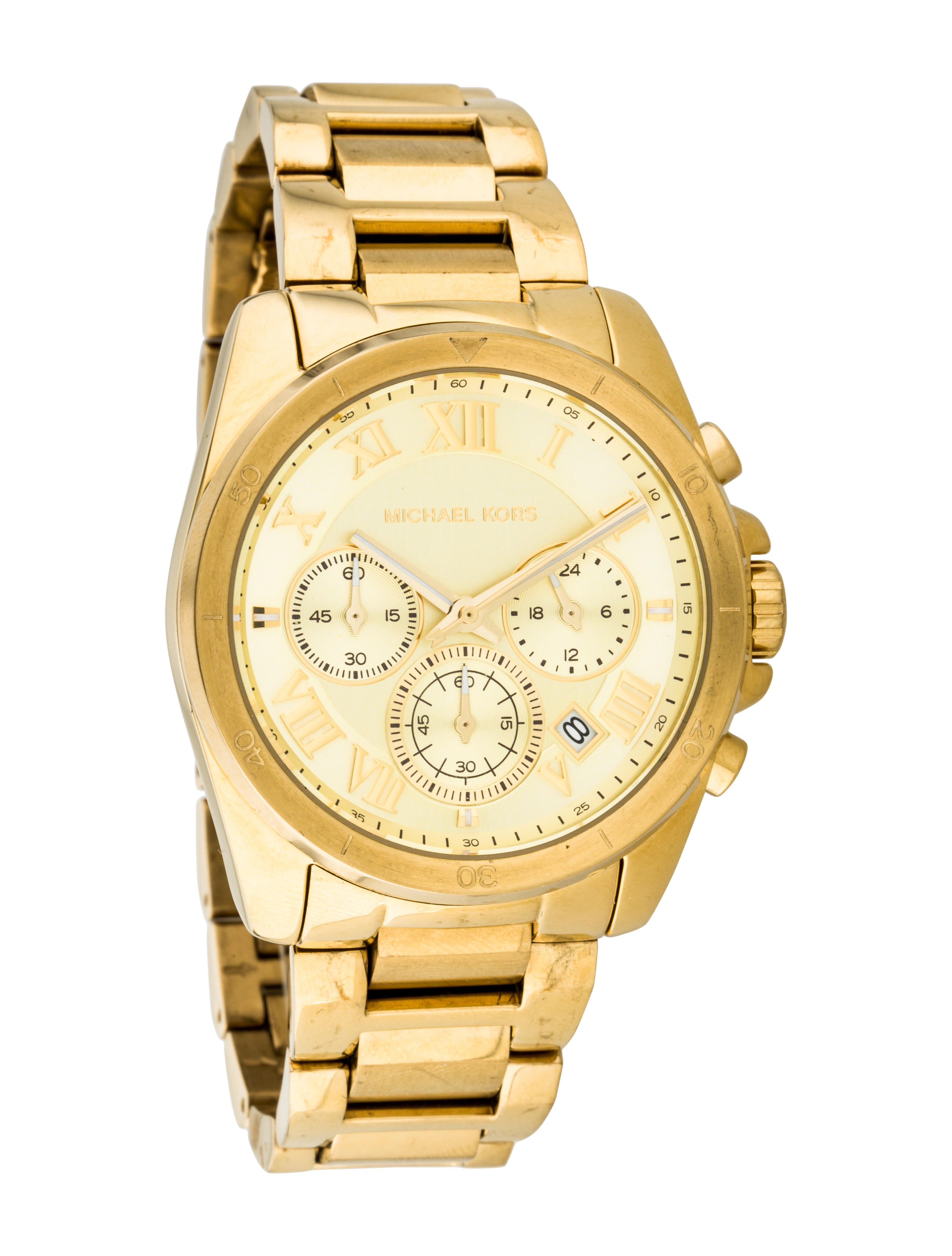Michael Kors Brecken Watch Bracelet MIC58039 | The RealReal