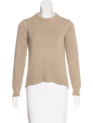 Michael Kors Long Sleeve Knit Sweater None