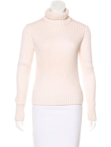 Michael Kors Turtle Neck Knit Sweater None