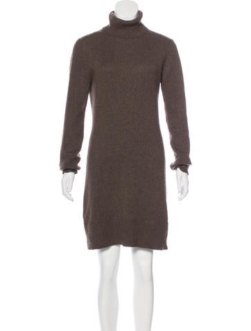 Michael Kors Cashmere-Blend Dress None