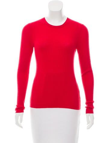 Michael Kors Cashmere Crew Neck Sweater None