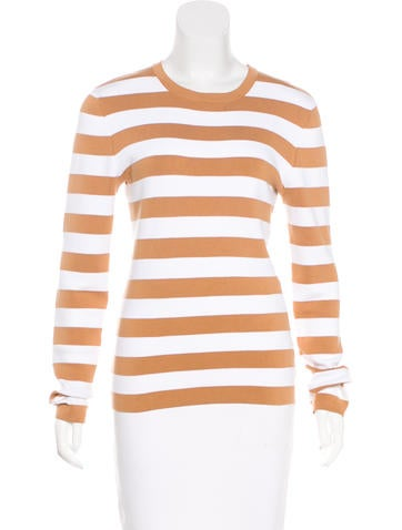 Michael Kors Knit Long Sleeve Top None
