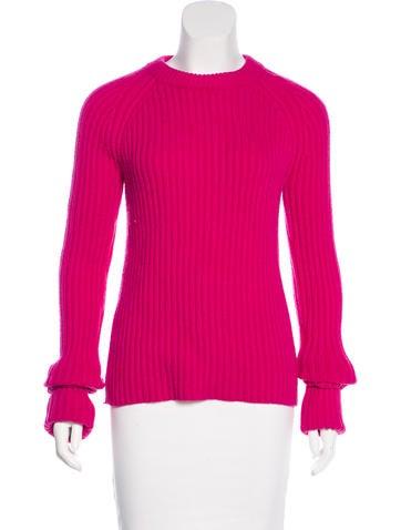 Michael Kors Heavy Rib Knit Sweater None