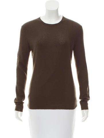 Michael Kors Cashmere Rib Knit Top None