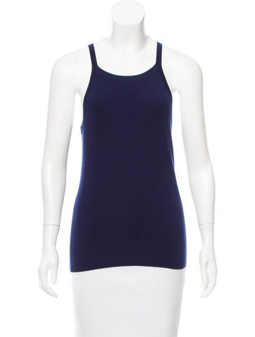 Michael Kors Sleeveless Cashmere Top w/ Tags None