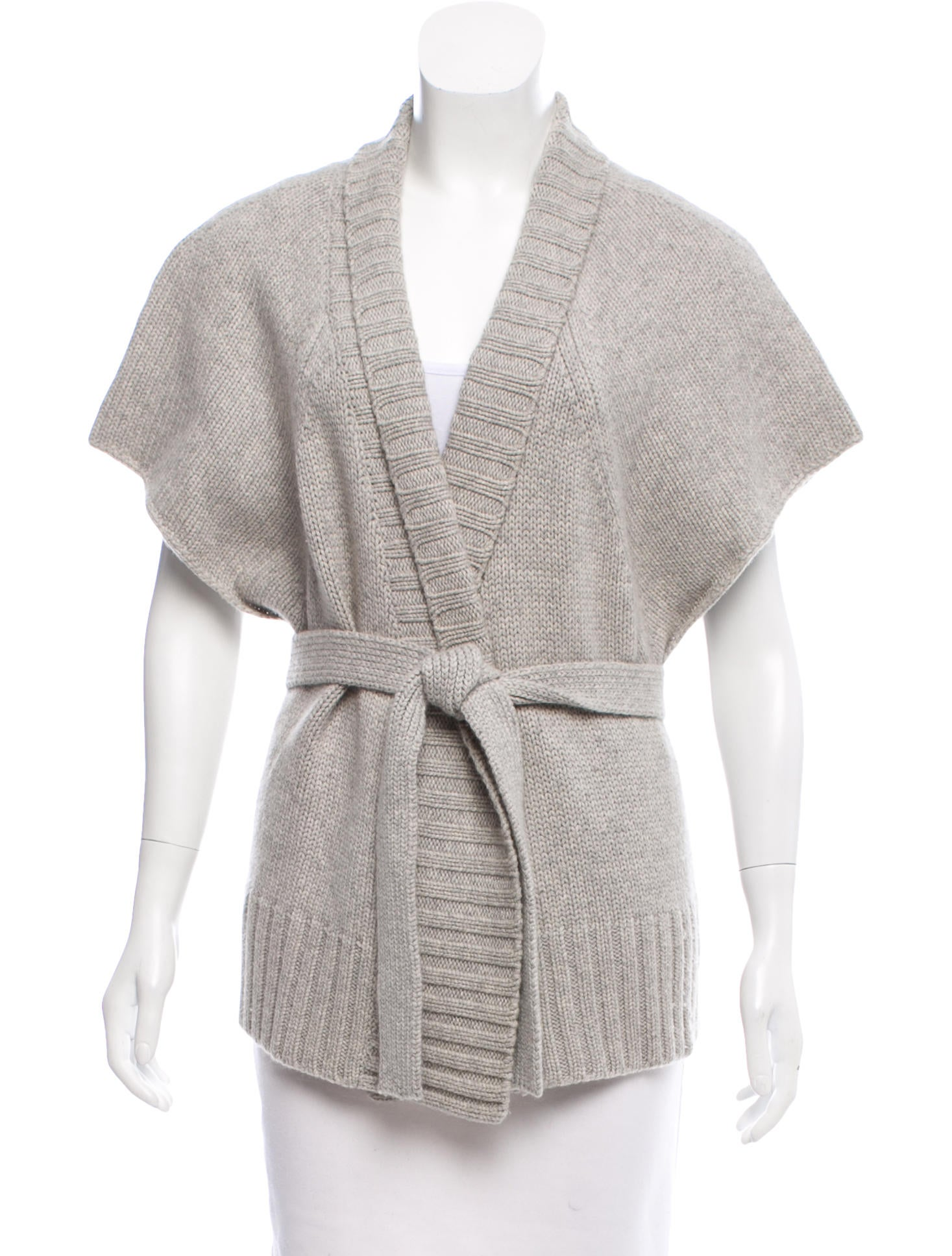 ... Michael Kors Belted Cashmere Cardigan. Belted Cashmere Cardigan ce847d37a