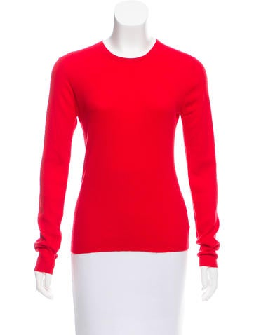 Michael Kors Ribbed Cashmere Sweater None