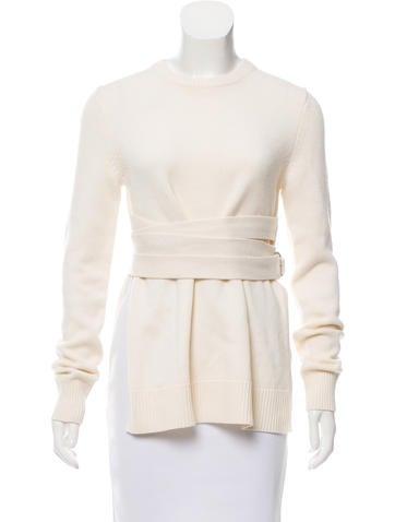 Michael Kors Long Sleeve Knit Sweater None