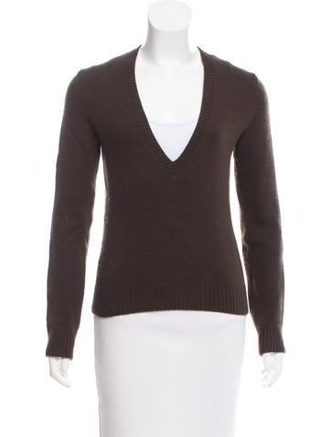 Michael Kors Long Sleeve Sweater None