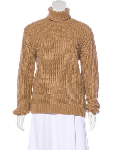 Michael Kors Rib Knit Turtleneck Sweater None