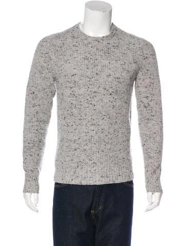 Michael Kors Mélange Wool Sweater None