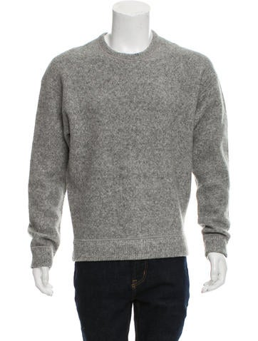 Michael Kors Woven Crew Neck Sweater None