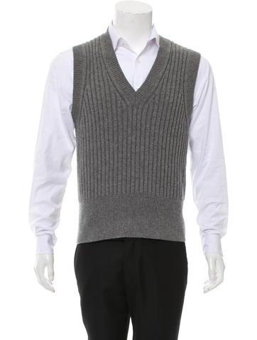 Michael Kors Wool Sweater Vest None