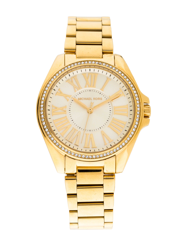 5c5eb061e598 Michael Kors Kacie Watch - Bracelet - MIC73824