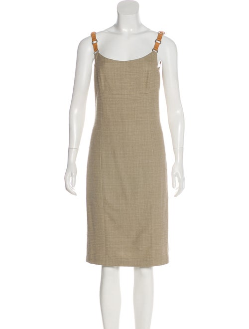 d5d3a6353867 Michael Kors Bouclé Sheath Dress - Clothing - MIC83825