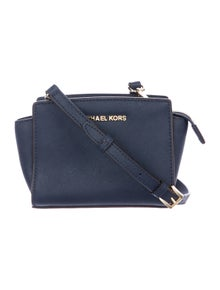 dcbdceab9275 Michael Kors. Mini Selma Crossbody Bag
