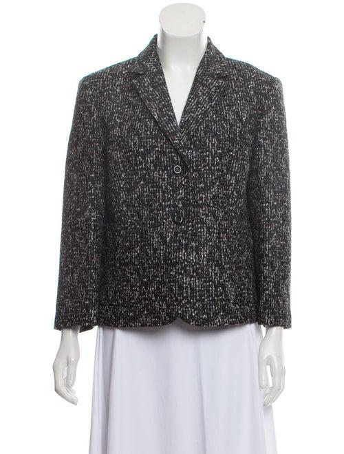 Michael Kors Virgin Wool Jacquard Blazer w/ Tags B