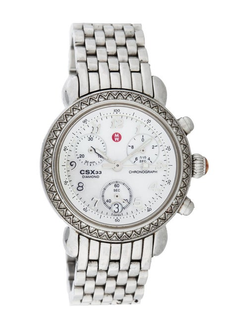 7c011d39e Michele CSX-33 Diamond Watch - MIE20115 | The RealReal